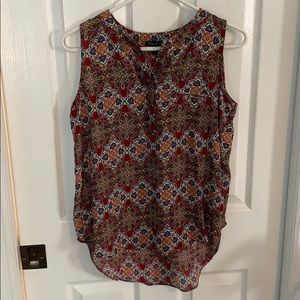 Small think strapped tank top worn MAYBE once